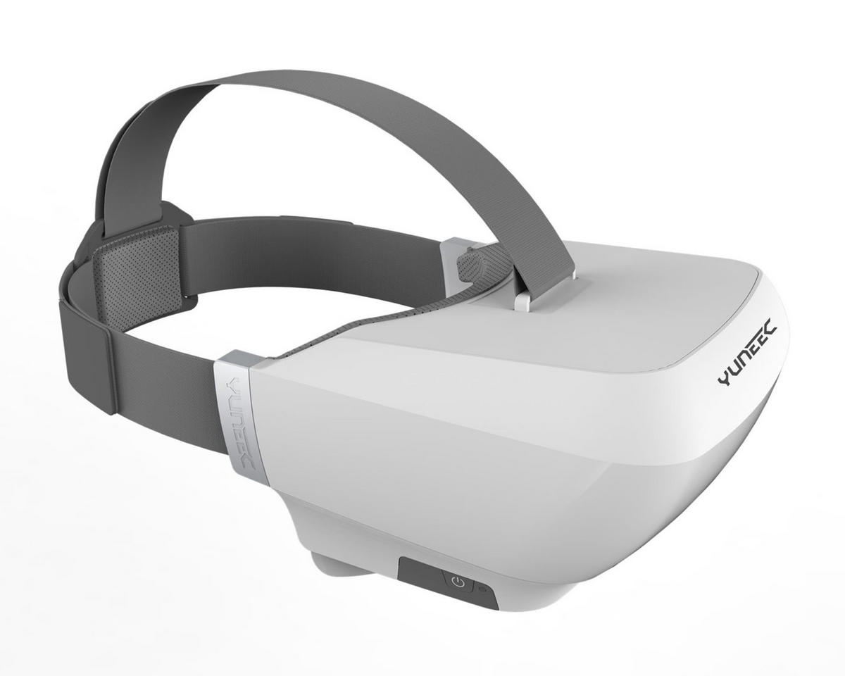 Yuneec SkyView First Person View (FPV) Headset Goggles