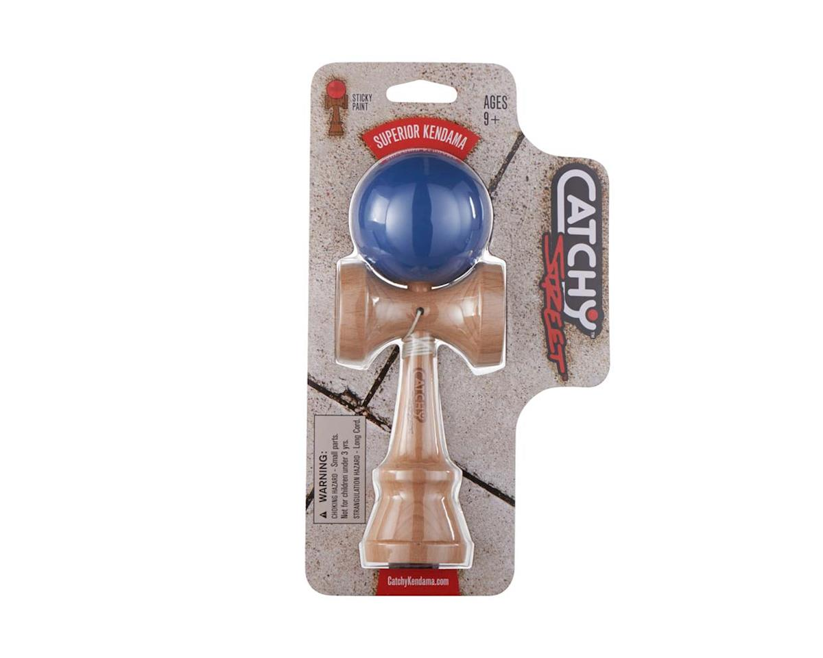 34103 Catchy Street Kendama Wooden w/Sticky Paint by Yoyo Factory