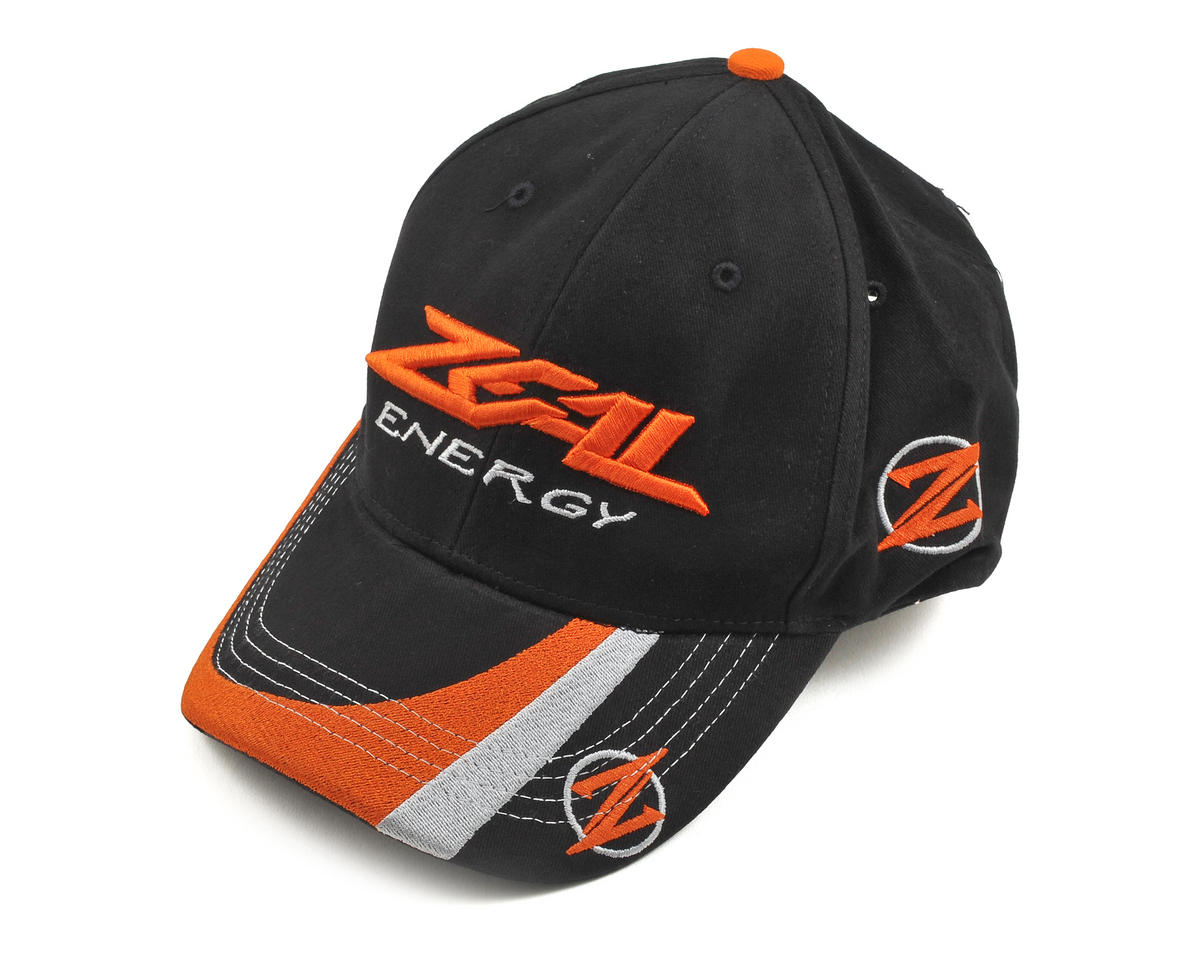 Zeal Energy Hat (Black)