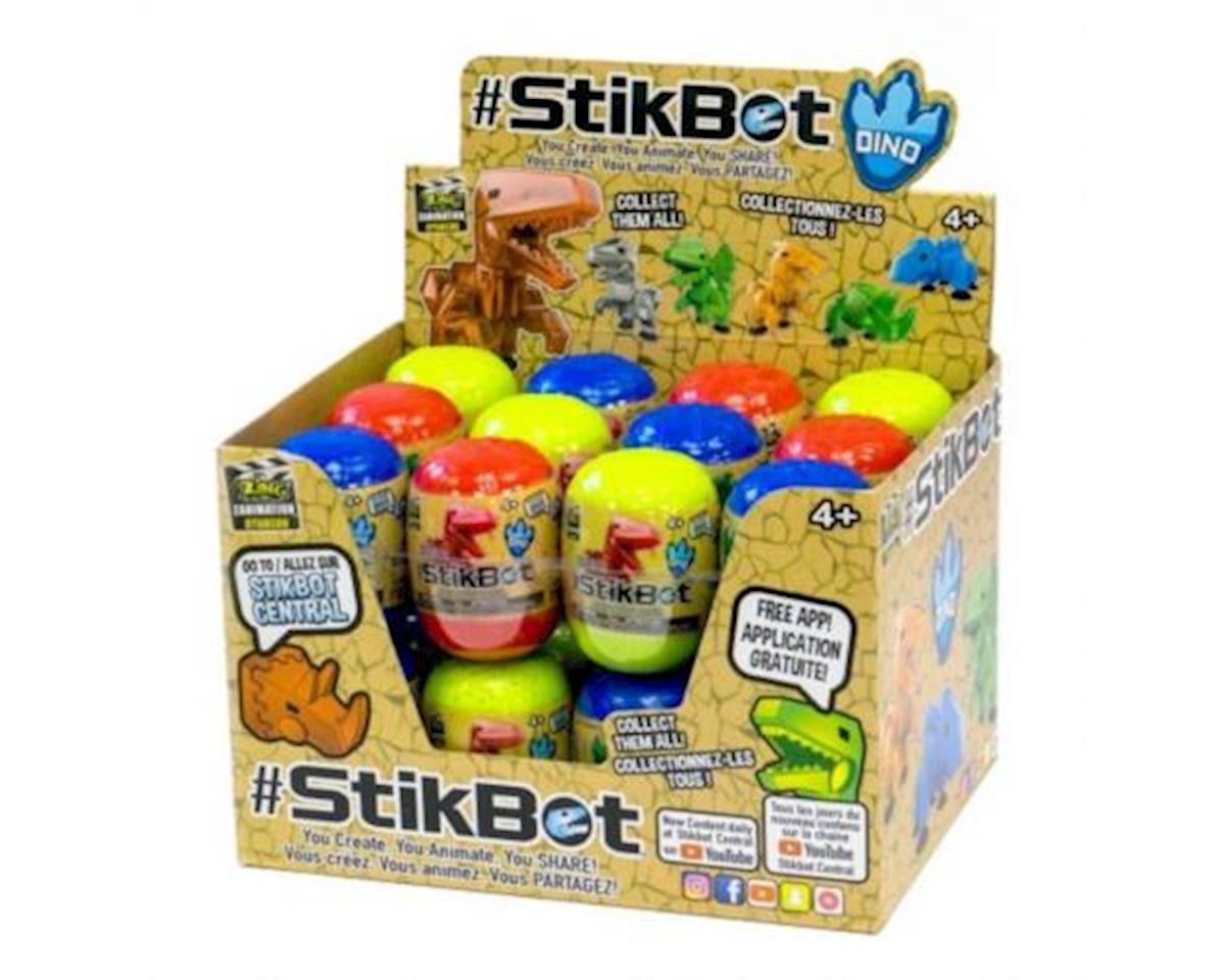 Stikbot Dino Egg Color May Vary