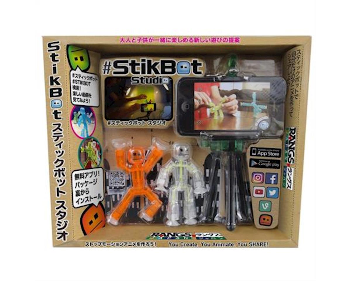 Zing Stikbot Deluxe