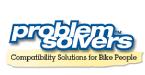 Problem Solvers Cross Cable Hanger w// adjustment 28.6mm Black