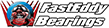 TFE5871 FastEddy Team Associated RC10 SC6.1 Sealed Bearing Kit