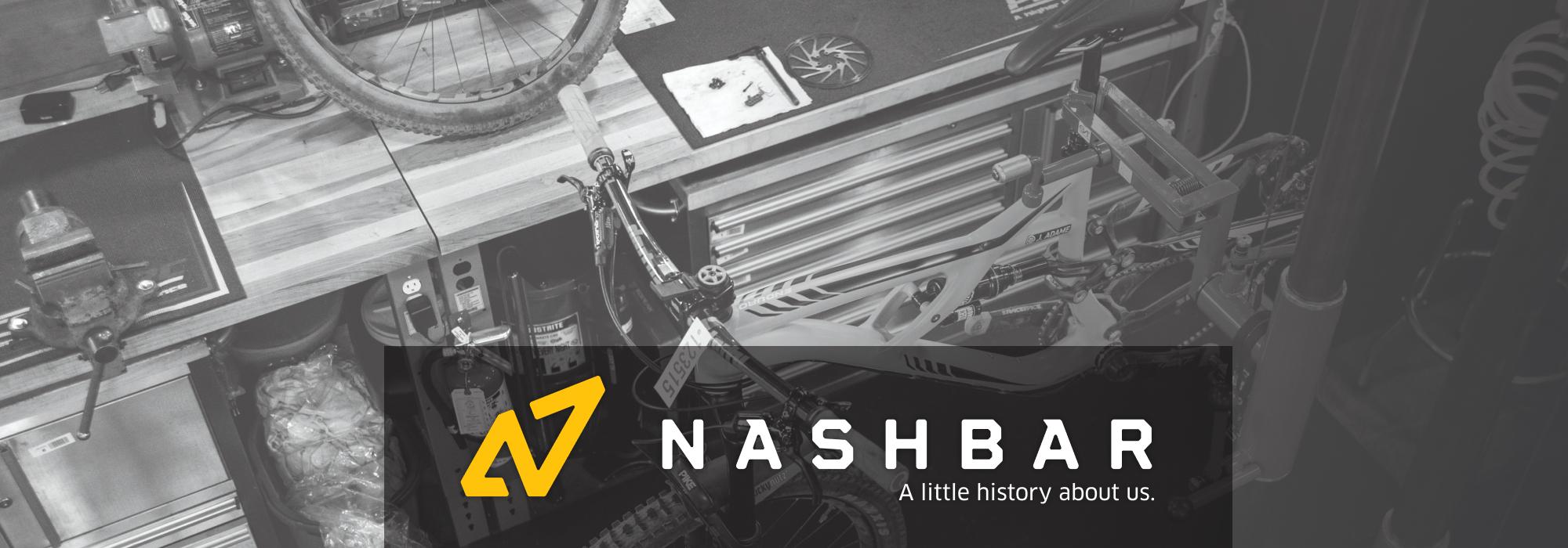 A Little History About Nashbar