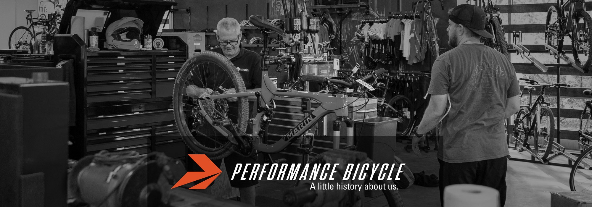 A Little History About Performance Bicycle