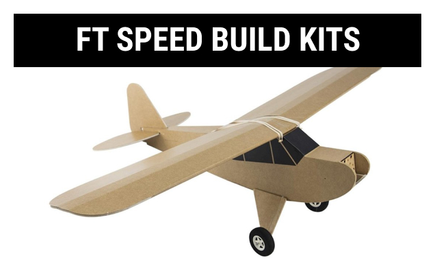 Shop Flite Test Speed Build Kits
