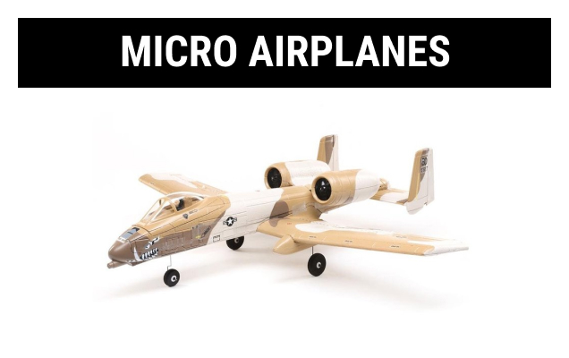 Shop Micro Airplanes