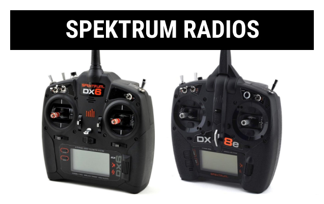 Shop Spektrum Radios