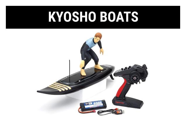 Shop Kyosho Boats