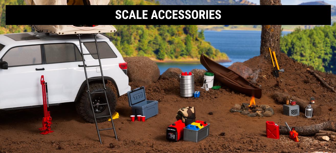 Shop Scale Accessories