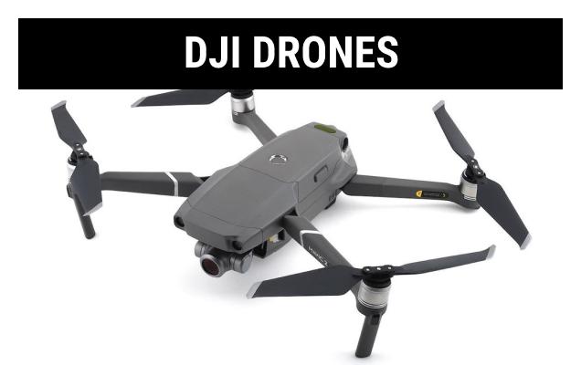Shop DJI Drones