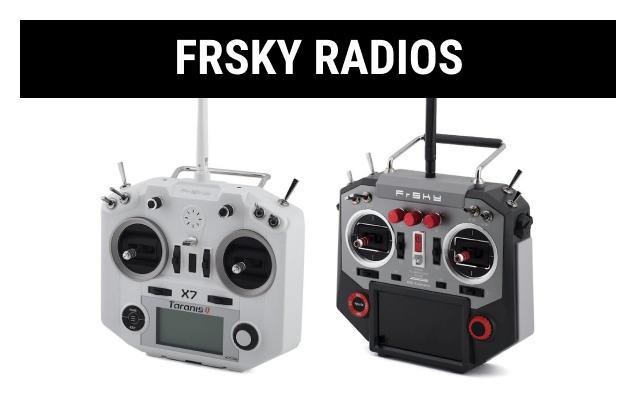 Shop FrSky Radios