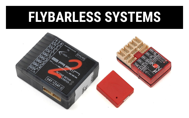 Shop Flybarless Systems