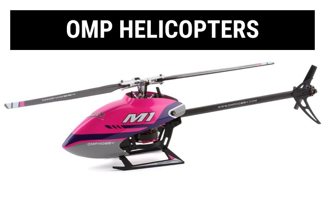Shop OMP Helicopters