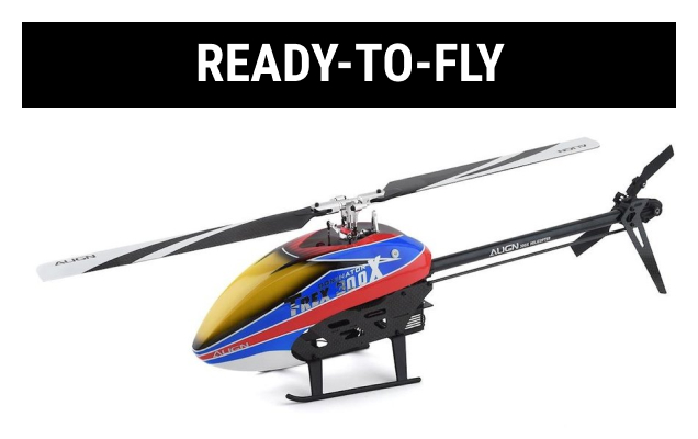 Shop Ready-to-Fly Helicopters