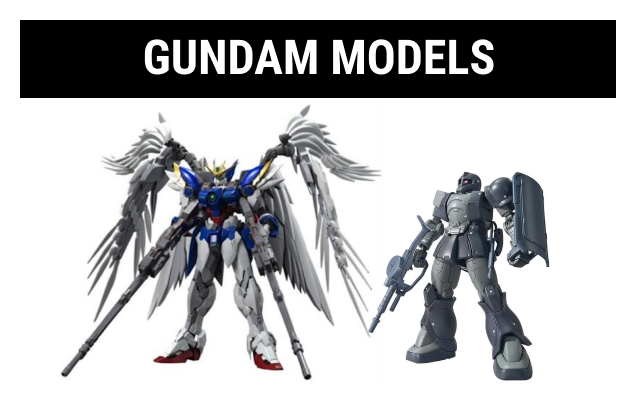 Shop Gundam Plastic Models