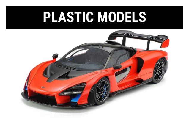 Shop Plastic Models